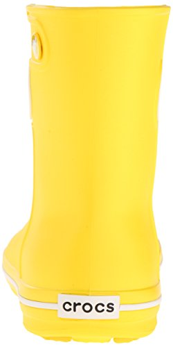 Mujer Lemon Jaunt Lluvia de Boot Shorty Amarillo Botas Crocs aY1O8qxwO