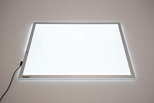 TickiT 73048 Panel de luz de tamaño A2: Amazon.es: Industria, empresas y ciencia