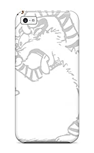 High Quality BSHLZIG13614RRubk Calvin And Hobbes Tpu Case For Iphone 5c