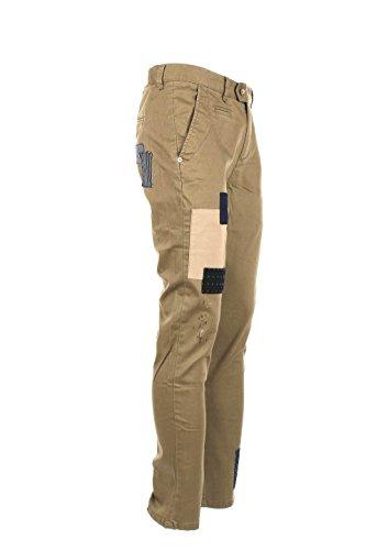 Pantalone Uomo Superpants 38 Beige Sp474 Autunno Inverno 2015/16