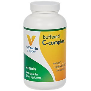 - Buffered CComplex (300 Capsules) by The Vitamin Shoppe