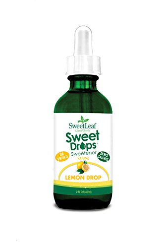 SweetLeaf Sweet Drops Liquid Stevia Sweetener, Lemon Drop, 2 Ounce (Pack of 2)