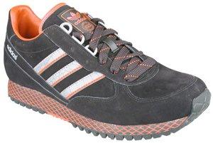 Adidas Toronto Herenschoenen - Zwart 1 / Ijzer / Oranje