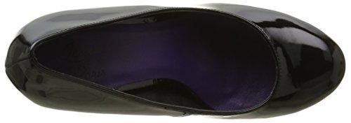 Initiale Ovale - Zapatos de vestir Mujer Negro