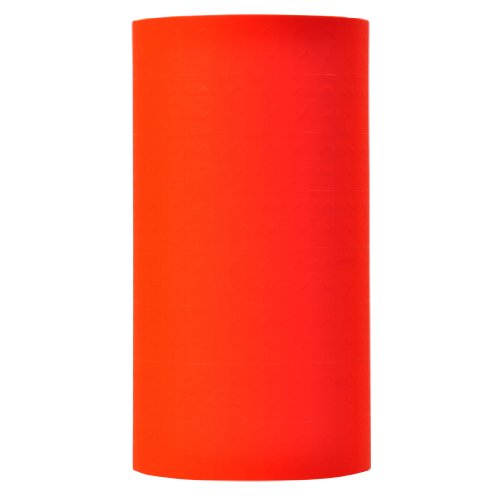 Fluorescent Red Pricing Labels to fit Monarch 1131 Pricers. 8 Rolls with 1 Free Ink Roller. by Monarch