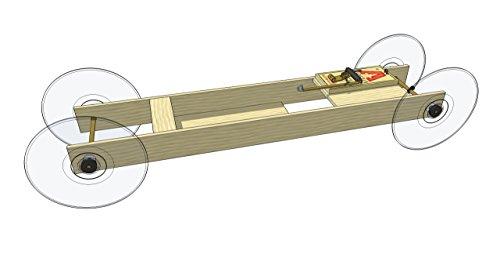 Can-Dew Mousetrap Car Kit: by Doc Fizzix