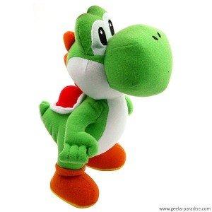 Peluches Mario Bros 18cm. Super Mario Bros Yoshi