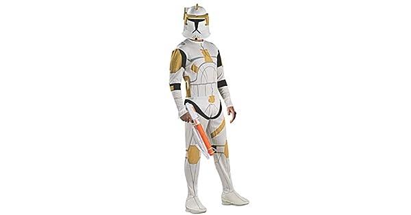 Amazon.com: Rubie s Costume Disfraz de Clone Trooper ...