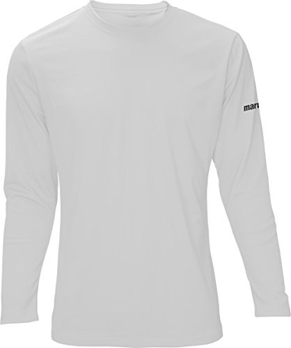 Marucci Performance Long Sleeve Top White by Marucci