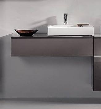 Waschtischunterschrank design  Keramag iCon Waschtischunterschrank Alpin Hochglanz; Waschtisch ...