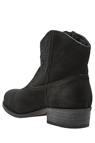 Suivant Femme Bottes Décontractées Black Cowboy Style Eu 38