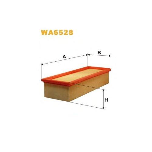 Wix Filter WA6528 Air Filter: