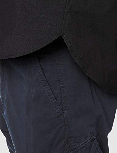 ブルゾン SHIRT JACKET F4550 メンズ 07_BLACK UK S (日本サイズM相当)