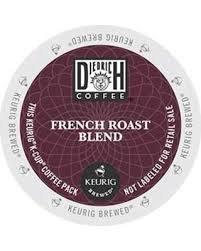 Diedrich K-cup (DIEDRICH FRENCH ROAST COFFEE 96 K CUPS)