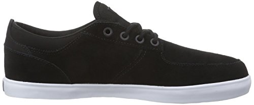 Etnies Heren Hitch Skateboardschoen Zwart / Wit