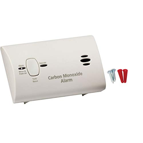 Kidde KN-COB-B-LP2 Carbon Monoxide Alarm (Carbon Battery Kidde Operated)