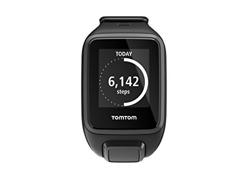 TomTom Spark GPS Multi-Sport Fitness Watch with Heart Rate Monitor - Large...