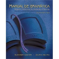 Manual De Gramatica - Third Edition PDF