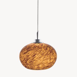 JESCO Lighting QAP238-MO/CH TODD Low Voltage Quick Adapt Pendant by Jesco Lighting Group