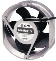 SANYO DENKI - SANACE FANS 109E5724K501 AXIAL FAN, 172MM, 24VDC, 1.3A