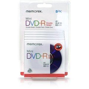 Imation DVD Recordable Media - DVD-R - 4x - 2.80 GB - 5 Pack Slim Jewel Case 05705