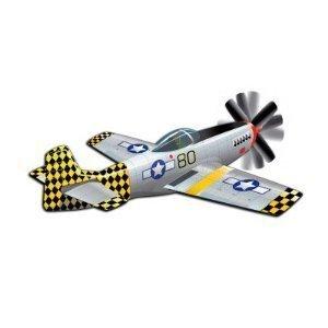 X-Kites 3D Supersize P-51 Mustang