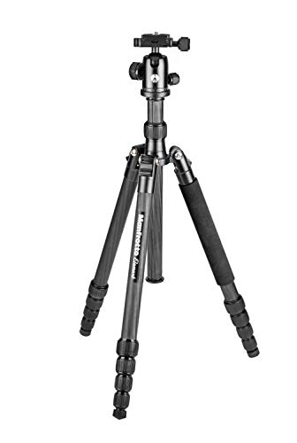 Manfrotto Element Traveller Small Aluminum 5-Section Tripod Kit with Ball Head
