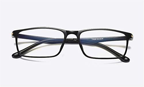 anti légères lunettes universelles fatigue résine Blu bleu KOMNY A200 de lecture lecture presbytes Lunettes femme anti plein Lunettes rayonnement en ultra confortables simple d A150 Degrees ray cadre de anti bleu vvgzPq6x