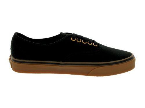 US Black 9 8 5 Women's US Gum Rubber Authentic Unisex Casual Vans 8 US VN000TSVBXH Shoes Men's 67BaqXnvwn