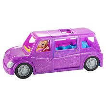 Polly Pocket Fashion Limo Scene, Baby & Kids Zone