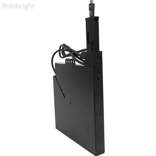 (Mini Display Port Cable Retractor (Black) - Polebright update)