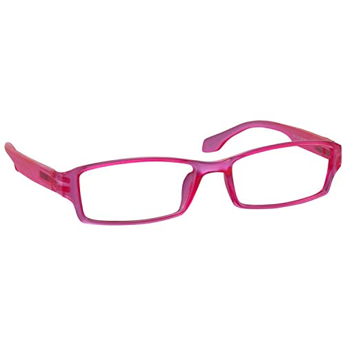 Reading Glasses 2.00 Readers | Pink Single | F501