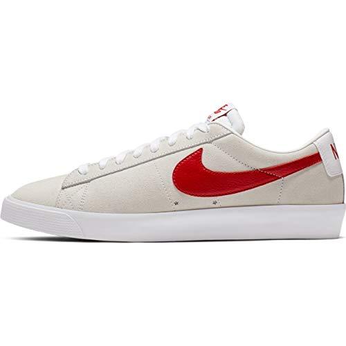 Nike SB Blazer Low GT White/UniversityRed 10.5