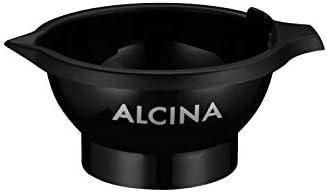 Alcina verfschaal zwart klein