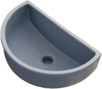Lavabo de plástico para jardín, sótano, colador de desagüe de plástico: Amazon.es: Bricolaje y herramientas