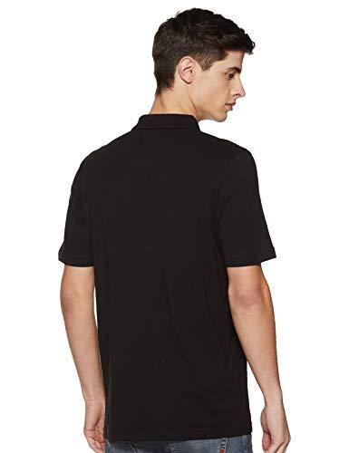 Pour Polo En Cotton Homme Ess Jersey Black Puma qpn8O8