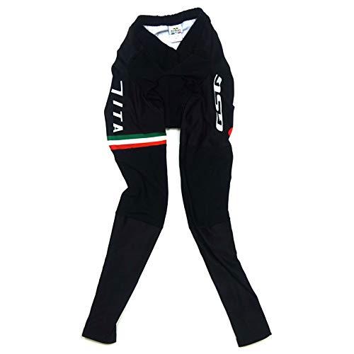 セブンイタリア Neo Lady Winter Tights ブラック/ホワイト レディース XS(78W-NEL-WT-BWXS)   B07HNYZCW6