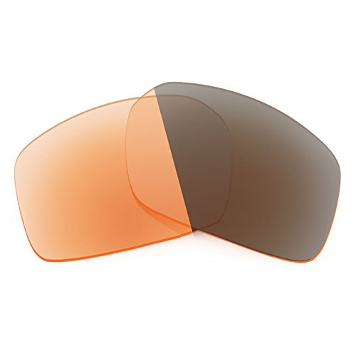 Verres de rechange pour Spy Optic Touring — Plusieurs options Elite Adapt Orange