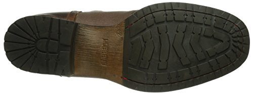 NOBRAND Bundle Herren Biker Boots Braun (kebab 02)
