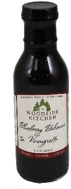 Woodside Kitchen Blueberry Balsamic Vinaigrette Dressing Amazon Ca Grocery Gourmet Food