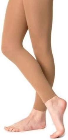 Gimbles/® New Girls Silky Footless 60 Denier Intermidiate Ballet Dance Tights 3-13 Years