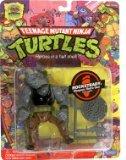 (Playmates Teenage Mutant Ninja Turtles 1987 25th Anniversary Rocksteady Action Figure)