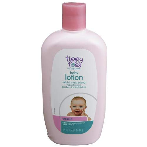 Classic Scent Baby Lotion (Pack of 20) by Generic