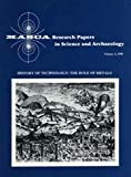 History of Technology : The Role of Metals, , 0924171952