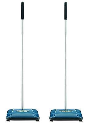 Oreck Restauranteur PR3200 Wet-Dry Floor Sweeper, 12.5 (Pack of 2)