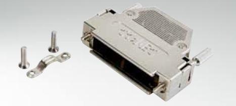 - Conec Connector 165X10909X D Sub Plastic Hood Metallized Housing 9 Position Straight Entry 4-40Unc Jack Sc