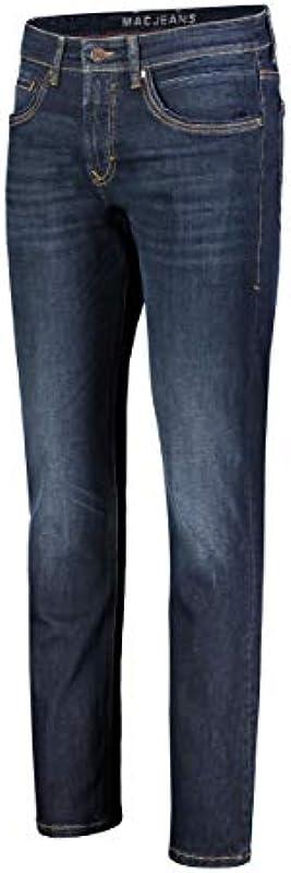 MAC Jeans Spodnie męskie Modern Fit Arne Pipe Workout DENIMFLEXX 31/30: Odzież