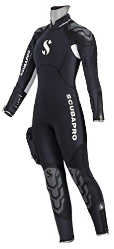 Scubapro Nova Scotia Women's 7.5mm Semi-Drysuit, XS