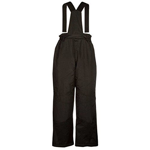 32 DEGREES Weatherproof Girls' Snow Pant (Black, X-Small) by 32 DEGREES (Image #1)