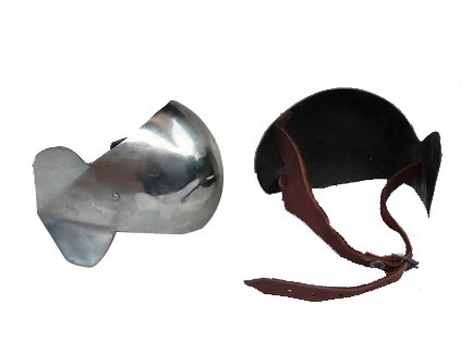 14th Century Knight's Protection for Elbow only / Medieval Steel Arm Guards / Fancy Dress Costume / Reenactment / LARP GDFB